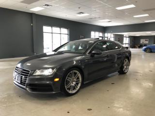 Used 2012 Audi A7 3.0T QUATTRO PREMIUM PLUS*S-LINE*NAVIGATION*LOW KM for sale in North York, ON
