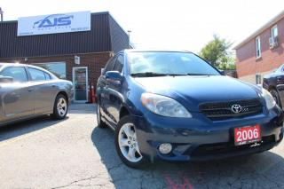 Used 2006 Toyota Matrix AWD BASE for sale in Scarborough, ON