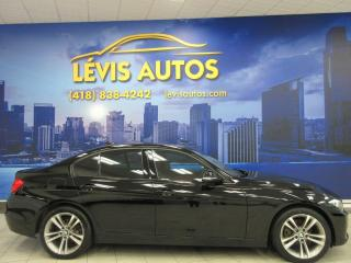 Used 2014 BMW 3 Series 320I SPORT XDRIVE AIR CLIMATISE INTERIEU for sale in Lévis, QC