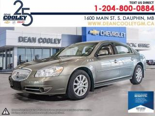 Used 2011 Buick Lucerne CXL for sale in Dauphin, MB