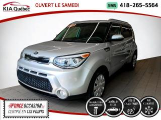 Used 2016 Kia Soul EX+* CAMERA* SIEGES CHAUFFANTS* for sale in Québec, QC