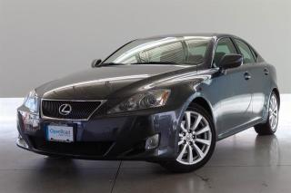 Used 2006 Lexus IS 250 RWD 6A for sale in Langley City, BC