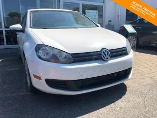 Used 2013 Volkswagen Golf Auto + Trendline + A/C + Banc Chauffant for sale in Québec, QC