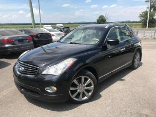 Used 2008 Infiniti EX35 Ex 35 automatique navigation, camera de recule!! for sale in Carignan, QC