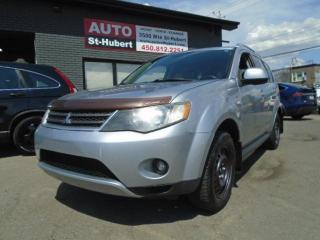 Used 2009 Mitsubishi Outlander AWD XLS for sale in St-Hubert, QC