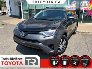 Used 2016 Toyota RAV4 Traction intégrale 4 portes LE for sale in Trois-Rivières, QC