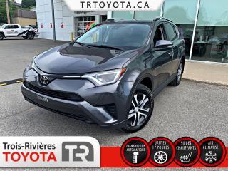Used 2017 Toyota RAV4 4 portes LE traction avant for sale in Trois-Rivières, QC