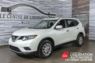 Used 2015 Nissan Rogue SV+MAGS+A/C+CAM/REC+BLUETOOTH for sale in Laval, QC