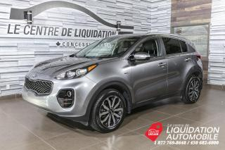 Used 2018 Kia Sportage EX+AWD+A/C+CAM/REC+MAGS+BLUETOOTH for sale in Laval, QC