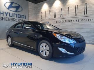 Used 2015 Hyundai Sonata Hybrid CAMERA+PUSH-START+BANCS CHAUFFANTS for sale in Sherbrooke, QC