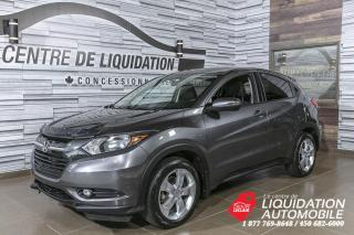 Used 2016 Honda HR-V EX+MAGS+A/C+CAM/REC+TOIT+BLUETOOTH for sale in Laval, QC