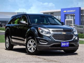 Used 2017 Chevrolet Equinox LS for sale in Markham, ON