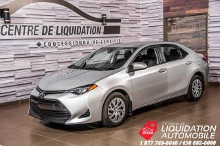 Used 2018 Toyota Corolla Le+gr Electrique+a/c for sale in Laval, QC