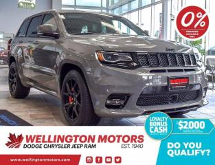 New 2020 Jeep Grand Cherokee SRT for sale in Guelph, ON