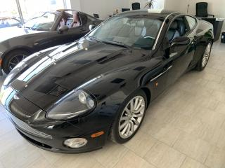 Used 2003 Aston Martin Vanquish V12 for sale in Oakville, ON