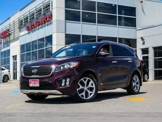 Used 2016 Kia Sorento Limited V6 AWD for sale in London, ON