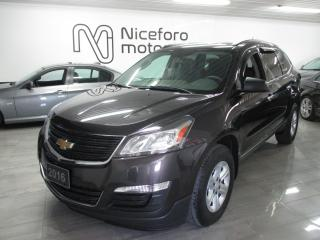 Used 2016 Chevrolet Traverse LS for sale in Oakville, ON