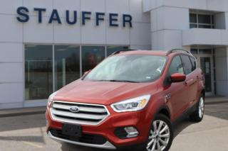 Used 2019 Ford Escape SEL for sale in Tillsonburg, ON