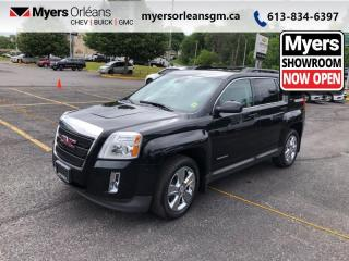 Used 2015 GMC Terrain SLT  - Low Mileage for sale in Orleans, ON