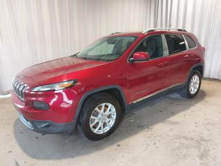 Used 2014 Jeep Cherokee 4 RM, 4 portes, North (AWD,AWC) for sale in Sherbrooke, QC