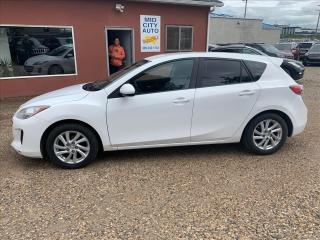 Used 2012 Mazda MAZDA3 GX for sale in Saskatoon, SK