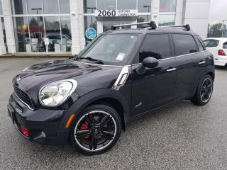 Used 2012 MINI Cooper Countryman S for sale in Port Coquitlam, BC