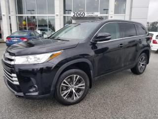 Used 2019 Toyota Highlander LE for sale in Port Coquitlam, BC