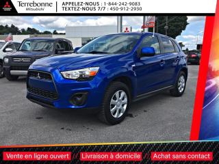 Used 2015 Mitsubishi RVR ES for sale in Terrebonne, QC
