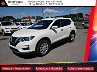 Used 2018 Nissan Rogue AIR CLIMATISÉ , PNEUS ÉTÉ ET HIVER for sale in Terrebonne, QC