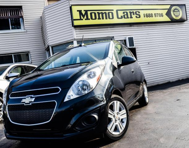 2014 Chevrolet Spark Accident Free! Backup Cam! Bluetooth!