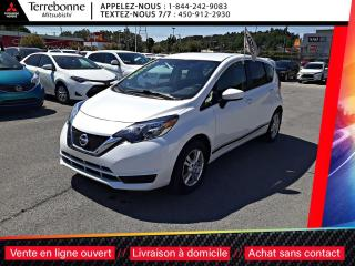 Used 2017 Nissan Versa Note SV for sale in Terrebonne, QC