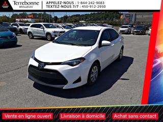Used 2017 Toyota Corolla for sale in Terrebonne, QC