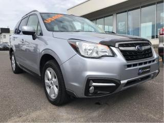 Used 2017 Subaru Forester 5dr Wgn CVT 2.5i Convenience,siege electrique for sale in Lévis, QC