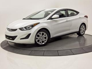 Used 2014 Hyundai Elantra GL AUTO SIEGES CHAUFFANT BLUETOOTH for sale in Brossard, QC