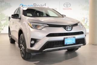Used 2017 Toyota RAV4 AWD SE for sale in Richmond, BC