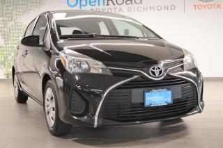 Used 2015 Toyota Yaris 5 Dr LE Htbk 4A for sale in Richmond, BC