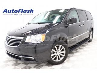 Used 2015 Chrysler Town & Country TOURING-L *CUIR/LEATHER *CAMERA *GPS for sale in St-Hubert, QC