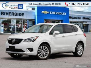 Used 2019 Buick Envision Premium II for sale in Brockville, ON