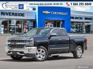 Used 2016 Chevrolet Silverado 1500 1LZ for sale in Brockville, ON