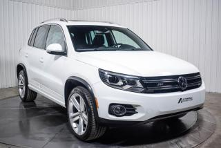 Used 2016 Volkswagen Tiguan HIGHLINE 4MOTION CUIR TOIT PANO NAV CAME for sale in St-Hubert, QC