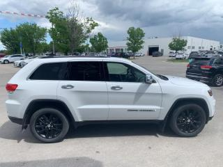 Used 2018 Jeep Grand Cherokee Limited for sale in Winnipeg, MB