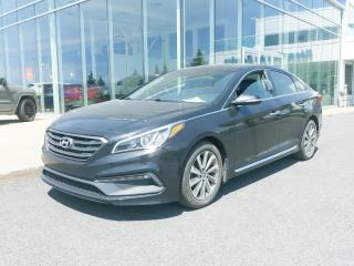 Used 2015 Hyundai Sonata 4DR SDN 2.4L AUTO SPORT for sale in Ste-Julie, QC