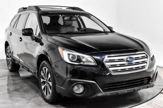 Used 2016 Subaru Outback 3.6R LIMITED TECH NAV  CUIR TOIT  MAGS for sale in St-Hubert, QC