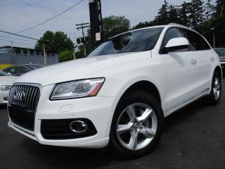 Used 2015 Audi Q5 TDI V6 PROGRESSIV|NAVI|ONE OWNER|33,000KMS ONLY for sale in Burlington, ON