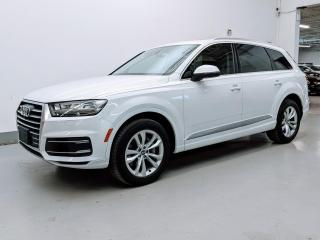 Used 2017 Audi Q7 PROGRESSIVE/NAVIGATION/VENTILATED SEATS/PANO/7PASSENGER! for sale in Toronto, ON
