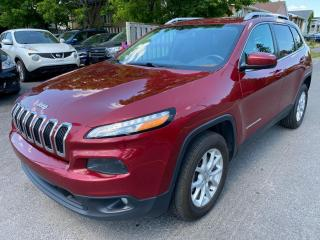 Used 2014 Jeep Cherokee 4WD 4dr North for sale in Ottawa, ON