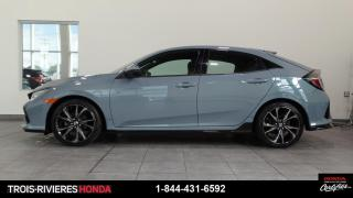 Used 2018 Honda Civic SPORT TOURING + MANUELLE + GPS ! for sale in Trois-Rivières, QC