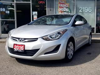 Used 2016 Hyundai Elantra 4DR SDN AUTO GL for sale in Bowmanville, ON