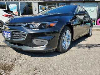 Used 2018 Chevrolet Malibu 4dr Sdn LT w/1LT for sale in Bowmanville, ON
