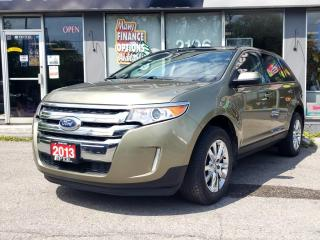 Used 2013 Ford Edge 4DR Sel AWD for sale in Bowmanville, ON